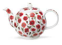 """Edale"" Bone China Teapot"