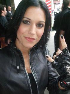 Devon, Cristina Scabbia, Rock Quotes, Metal Girl, Latest Music, Metal Bands, Girl Crushes, My Girl, Beautiful Women
