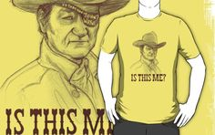 40 Kubrick Themed T Shirts   30. Is This Me? – by castlepop