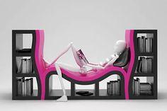 15+Coolest+Bookshelves+(bookshelf,+modern+bookshelves)+-+ODDEE