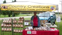 COUNTRY CREATIONS: Read More @ eatLocalGrown.com - Find, Rate and Share Locally Grown Food!