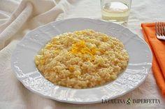 Il risotto arancia e brie è un primo piatto bello ed elegante dal gusto delicato e originale. Il risotto arancia e brie è perfetto per i giorni di festa e stupirà i vostri ospiti.