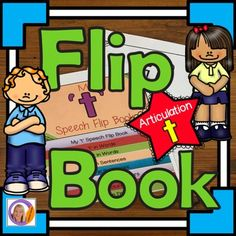 Articulation and learning 't' is easy with this flip book.  This product contains 2 x 8 pages flip books: the pages are packed with pictures and activities and can be used to make a flip book that will learning speech sounds hands on and interactive.Version 1- is a black and white flip book.