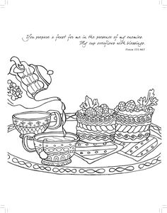 Amazon.com: Tea for Two: Coloring Friendship (Majestic Expressions) (9781424552153): Majestic Expressions: Books
