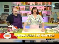 Medialunas de manteca - YouTube