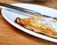 Crêpes rhum coco (facile, rapide) - Une recette CuisineAZ