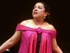 Lyric-coloratura soprano, Kathleen Battle - I just love her!