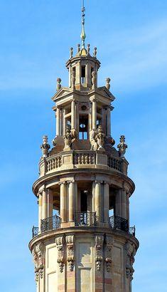 Edifici de Correus 1927 Architect: Josep Goday i Casals / Jaume Torres i Grau
