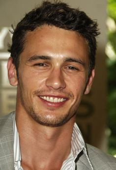 James Franco ♥ YES.