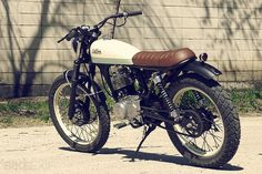 Cafe Racers / Honda CG125 — Designspiration