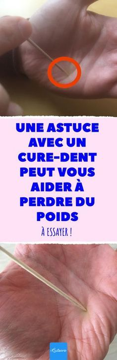 Une astuce avec un cure-dent peut vous aider à perdre du poids. À essayer ! verlieren verlieren motivation verlieren schnell weight weight food weight in a week Losing Weight Tips, How To Lose Weight Fast, Aleo Vera, 50 Push Ups, Acupressure Massage, Anti Cellulite, Qigong, The Cure, Health Fitness