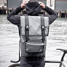 The Fitzroy, built with military spec & waterproof materials. Gear bag