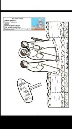 Los discípulos de Emaus