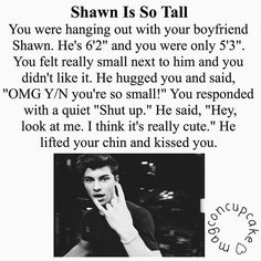Im acctually 5'3 and I said what      Y/n said
