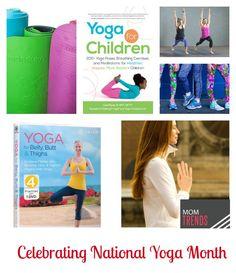 #Yoga Trends for National Yoga Month | MomTrends