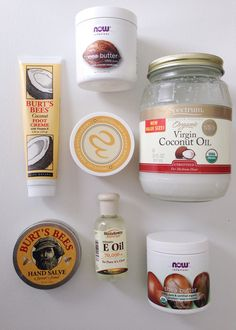The best natural cold weather skin care line up