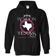 RENDON CALIFORNIA - #birthday shirt #off the shoulder sweatshirt. SAVE => https://www.sunfrog.com//RENDON-CALIFORNIA-6694-Black-Hoodie.html?68278