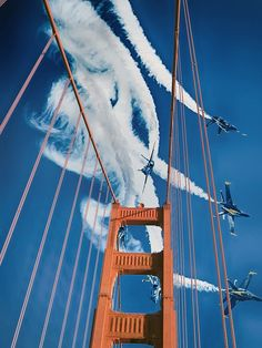 Home Discover Bridge Blue Angels Sky Jets - Free Image on Pixabay Military Jets Military Aircraft Fleet Week San Francisco Us Navy Blue Angels Where Eagles Dare United States Navy Air Show Golden Gate Bridge Cool Pictures Blue Angels Air Show, Us Navy Blue Angels, Fleet Week San Francisco, Living In San Francisco, Military Jets, Military Aircraft, Where Eagles Dare, Airplane Fighter, Military Pictures