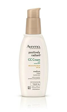 Psoriasis Treatment In Home Aveeno Positively Radiant Cc Cream, Best Cc Cream, Best Lotion, Best Moisturizer, Best Face Products, Makeup Products, Beauty Products, Skin Cream, Skin Treatments