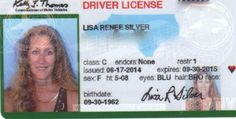 Driver's License Photo Opp.