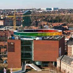 Your rainbow panorama - Aarhus - Olafur Eliasson