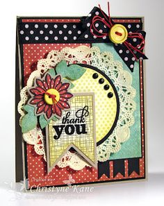 Stampin' with Sugar: Anni-Verve-sary Spotlight Hop - Day 2
