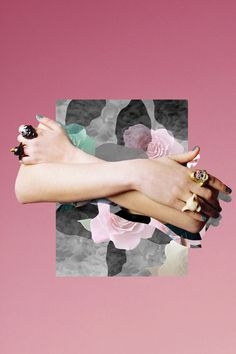 Modernäked - SS13 Lookbook by Marta Veludo, via Behance
