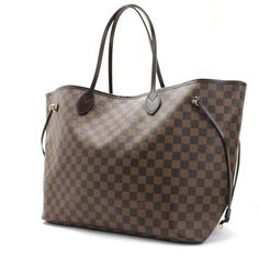LOUIS VUITTON Damier Neverfull Gm Tote Bag. Get one of the hottest styles of the season! The LOUIS VUITTON Damier Neverfull Gm Tote Bag is a top 10 member favorite on Tradesy. Save on yours before they're sold out!