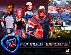 Formula Wincars (Dragonjam Studios)