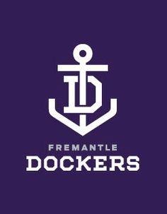 My Aussie Rules Football Team - Fremantle Dockers A Yank who enjoys footy! Australian Football League, Men's Football, Team Logo, Club, Songs, My Love, Sports Logos, Purple Reign, Logo Google