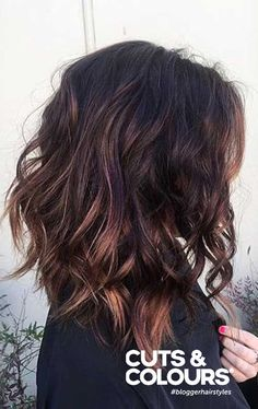 Brunette | Colour | CUTS & COLOURS