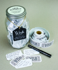 18th Birthday Wish Jar New For Summer 2015 This Is A Unique Gift