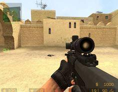 Новое оружие для css G3SG1