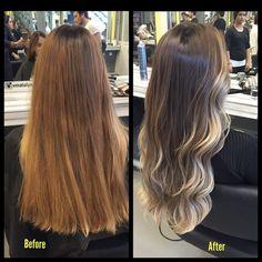 Instagram media by atolyekuafor - Not: Kimyasal işlemlerde kullanılan boya ve açıcılar saçlarınızı yapan kuaför kadar önemlidir #ombre #pigmentasyon #gölge #baleyaj #röfle #topuz #örgü #dogal #naturel #garden #atölyegarden #bursa #ankara #istanbul #izmir #loreal #vella #inoa #amonyaksız #orjinal#sanat#zanaât @mstyklmz