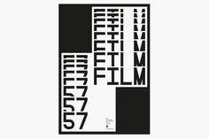 57th Thessaloniki International Film Festival Visual Identity