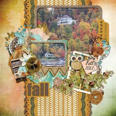 Created with Autumn's Kiss from Wendy Tunison Designs and Temptations Vol 2 also from Wendy Tunison Designs