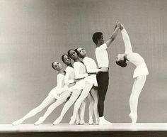 hustleshewrote:  Arthur Mitchell Dance Theater of Harlem