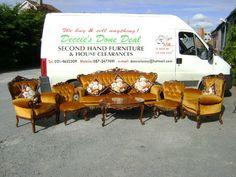 35 best deccie s done deal second hand furniture house clearances rh pinterest com