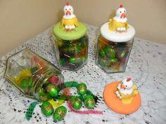 frascos decorados on Pinterest | Google, Polymer Clay and Jars
