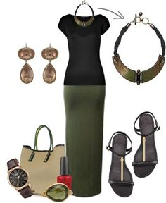 LOLO Moda: Fashionable Maxi Styles 2013
