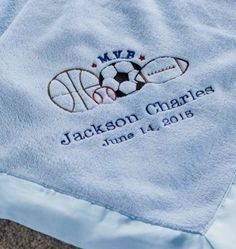 Personalized precious cross blue baby blanket walmart and products personalized mvb blue baby blanket walmart gift httpfave negle Images