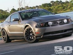 2011 Ford Mustang GT - Alpha Mile - 5.0 Mustang