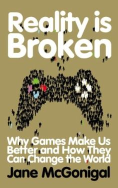 I really need to read this . . . might make me feel better about he hours and hours of gaming I do.