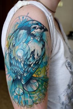 Quarter sleeve tattoo - 40 Quarter Sleeve Tattoos   Art and Design