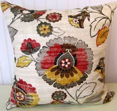 2 16 Contemporary Brown Black Cream Designer Retro Funky Cushion