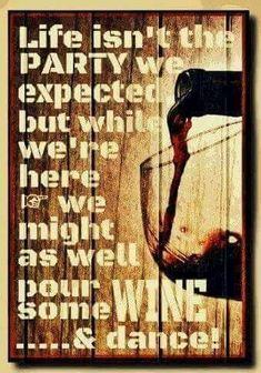 ☮ * ° ♥ ˚ℒℴѵℯ cjf #WineHumor #WineQuotes #WineWednesday