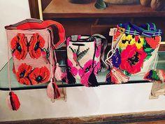 A little color 🖌 and some of our favorite flower🌺 designs! Ft our Eden Alondra, Eden Jilguero and Primavera Kayena bags! Crotchet Bags, Alondra, Boho Bags, Irish Lace, Crochet Purses, Beautiful Bags, Flower Designs, Flower Power, Christmas Gifts