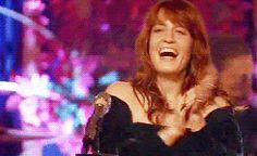 Florence + the Machine live at Rivoli Ballroom #gif