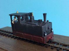 Tramway Locomotive H0e-H0n30 (freelance)   3D Printing Shop   i.materialise