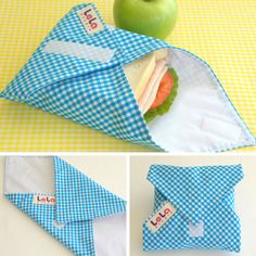 LeLa Studio - For the Fashionable Lunch pattern to purchase but I think I could make them easily enough. sss